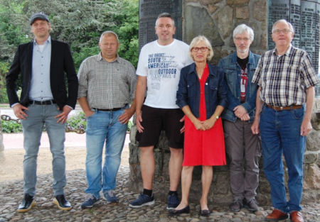 Kandidatin und Kandidaten Nenndorf 2021