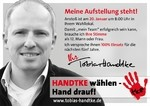 Aufstellung Von Tobias Handtke 1